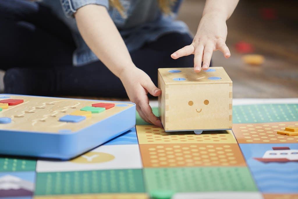 Cubetto - Çocuklar için Ahşap Robotik Kodlama Seti