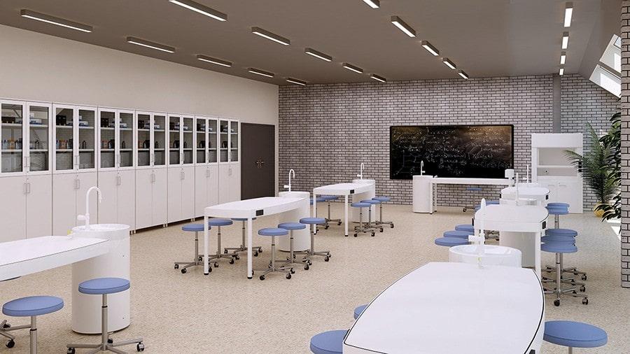 Kimya Biyoloji Laboratuvarı