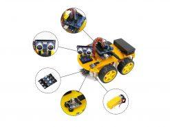 Arduino Robot Araba Kiti