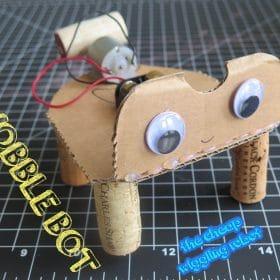 Titrek Robot Yapımı