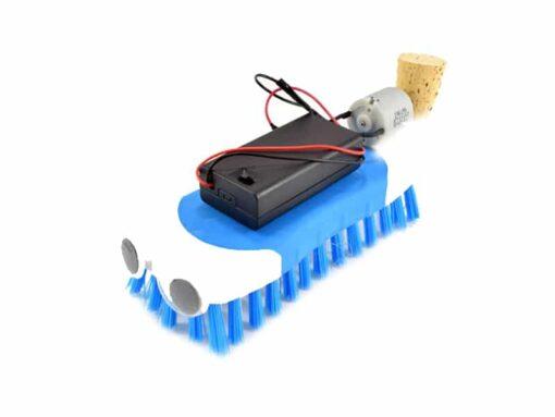 Fırça Robot Yapım Seti