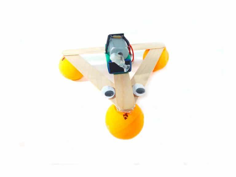 Ping Pong Robot Tasarım Seti