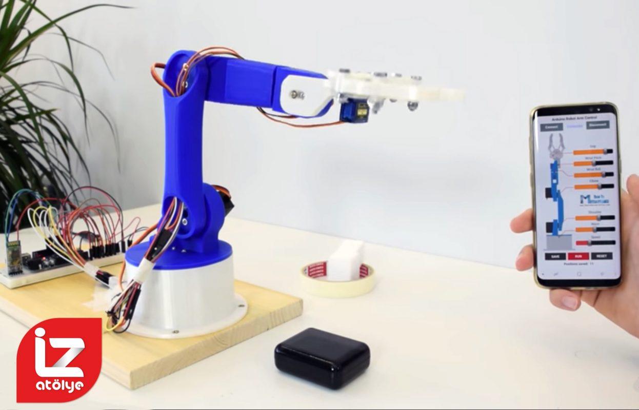 Arduino Robot Kol