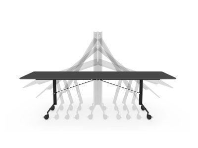 katlanır robotik turnuva masası