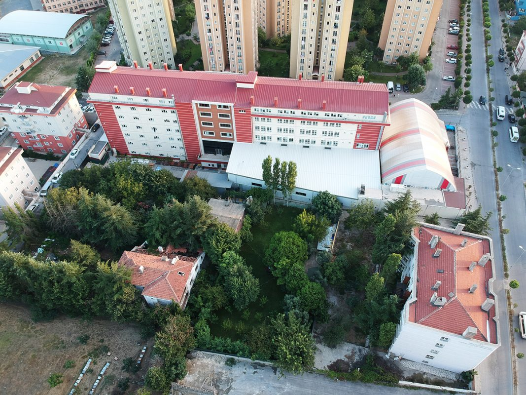İhramcizade Koleji Ahşap Atölyesi