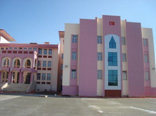 Aydın Sultanhisar Yasemin Lütliye Anadolu Lisesi Ahşap Metal Atölyesi