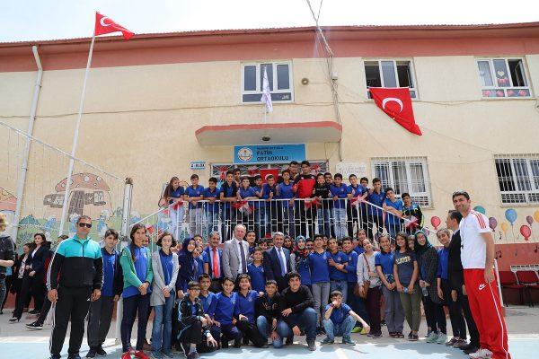 Mardin Artuklu Fatih Ortaokulu