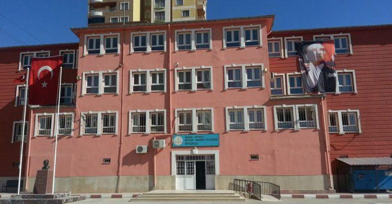 Mardin Artuklu Gülser - Mahmut Tatlıdede Ortaokulu