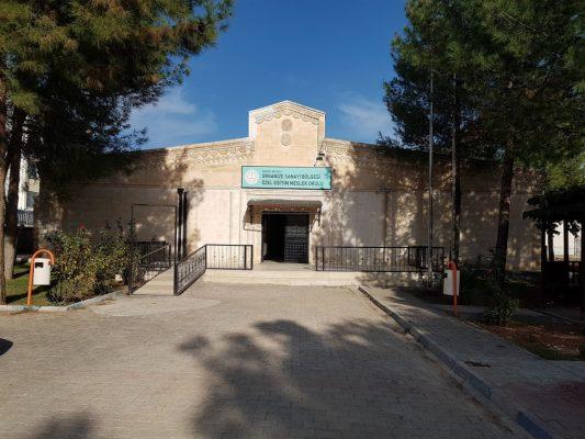 Mardin Artuklu Organize Sanayi Bölgesi Özel Eğitim Meslek Okulu / Görsel Sanatlar Atölyesi ( Mobilya )