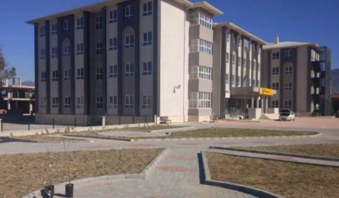 Menteşe Fen Lisesi Okul Mobilyası