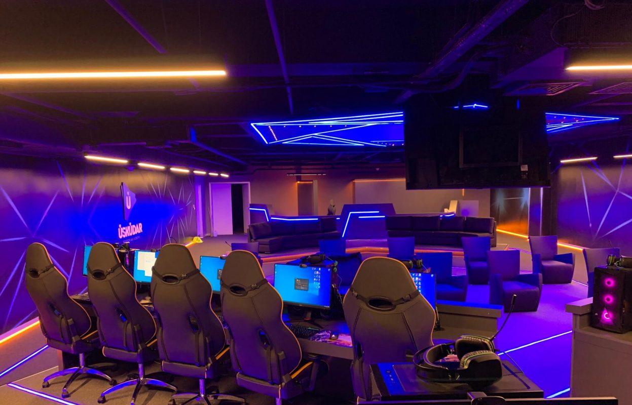 e-spor merkezi